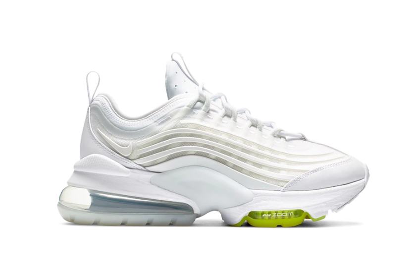 Nike Womens Air Max 950 White Yellow : Release date, Price & Info