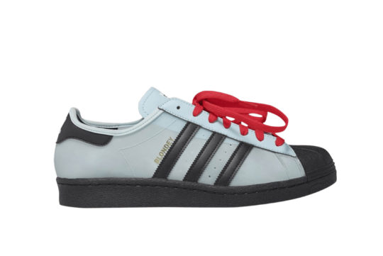 Blondey adidas Superstar Icey Blue Core Black h03341