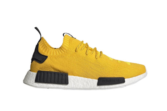 adidas NMD R1 Primeknit EQT Yellow Core Black s23749