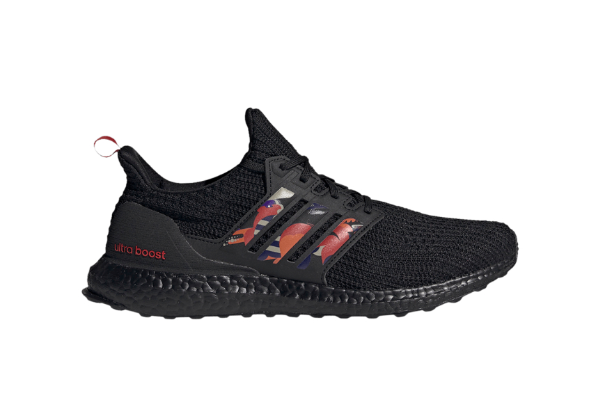 adidas Ultra Boost DNA Chinese New Year Core Black gz7603
