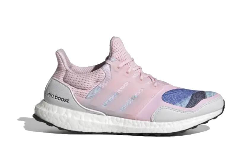 adidas Ultra Boost S&L DNA Clear Pink Hazy Blue Womens fx7986