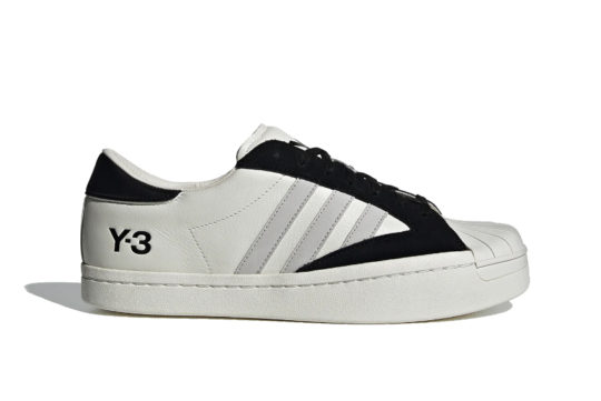 adidas Y-3 Yohji Star Grey One Black h02579