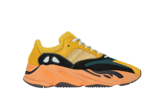 adidas Yeezy Boost 700 V1 Sun Yellow Orange gz6984