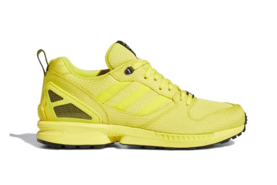 adidas ZX 5000 Bright Yellow Black fz4645