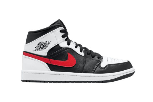 Jordan 1 Mid Chile Red 554724-075