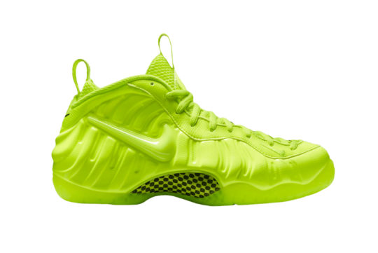 Nike Air Foamposite Pro Volt Black 624041-700