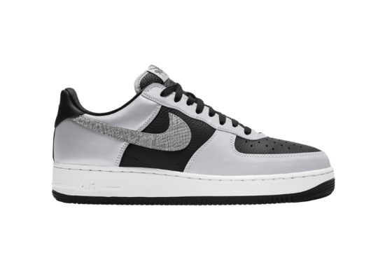 Nike Air Force 1 B « Reflective Snakeskin » dj6033-001