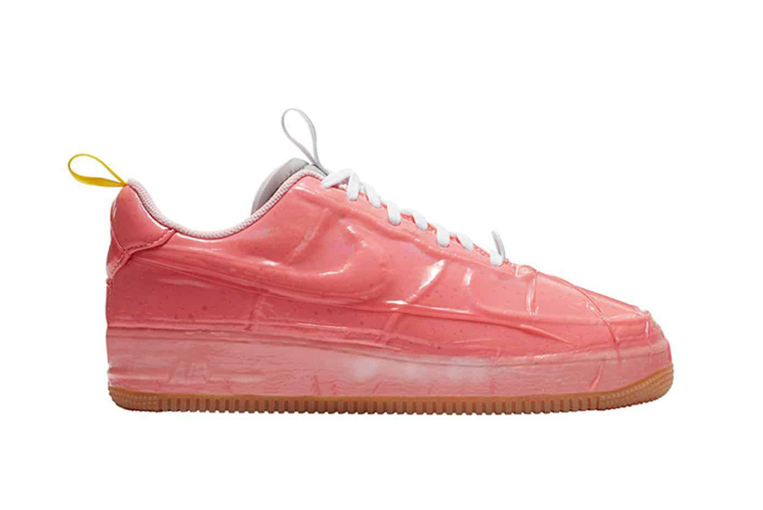 Nike Air Force 1 Low Experimental « Arctic Punch » cv1754-600