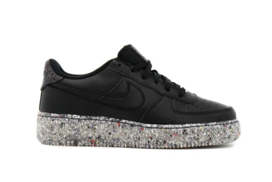 Nike Air Force 1 Low GS « Crater » Black db2813-001