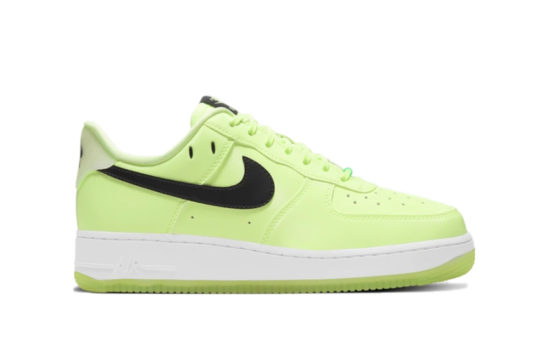 Nike Air Force 1 Low « Have A Nike Day » Barely Volt ct3228-701