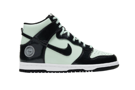 Nike Dunk High All Star Black Barely Green dd1398-300