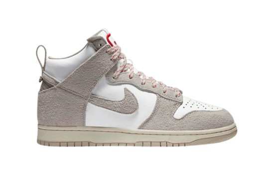 Notre x Nike Dunk High « Light Orewood Brown » cw3092-100