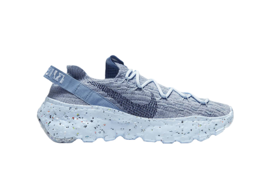 Nike Space Hippie 04 Chambray Blue Womens cd3476-401