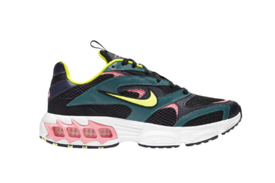 Nike Zoom Air Fire Dark Teal Green Blackened Blue Womens cw3876-300