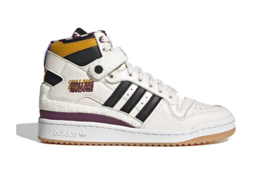 Girls Are Awesome x adidas Forum Hi gy2632
