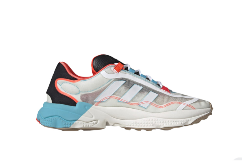 adidas Ozweego Pure Cloud White Bright Cyan : Release date, Price & Info