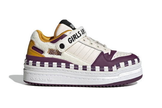 adidas Triple Platforum 84 Low Girls Are Awesome gy2618