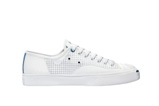 Converse Jack Purcell Rally Tyvek Ox White