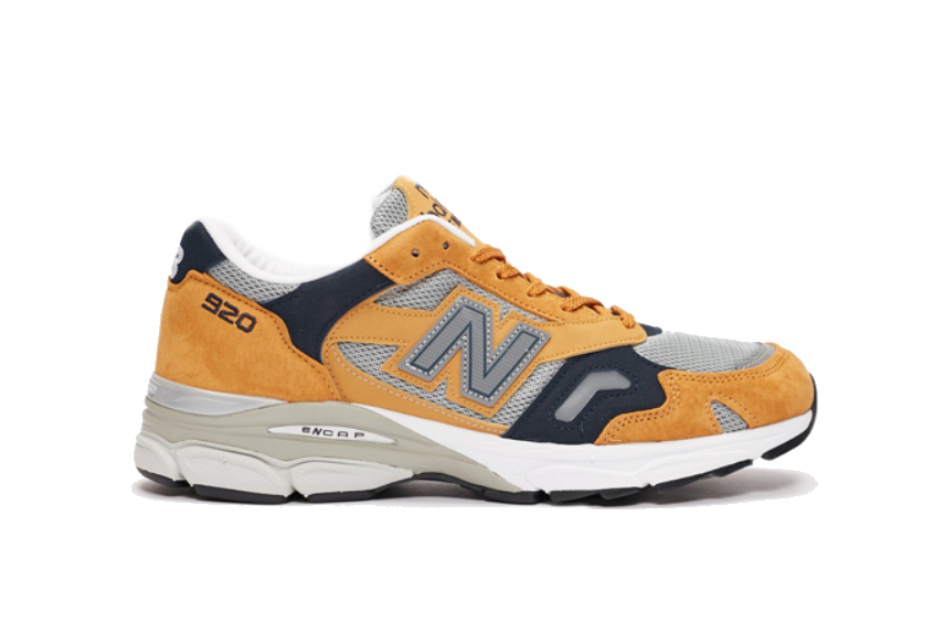 New Balance M920 Made In UK Yellow Orange m920yn