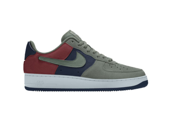Nike Air Force 1/1 Low Unlocked By You Multi dc6730-991