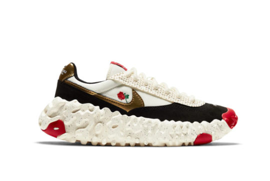 UNDERCOVER x Nike ISPA OverBreak SP « White/Black-Gold-Red » dd1789-100