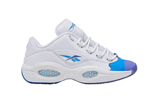 "Reebok Question Low ""Glitch"" gv7629"