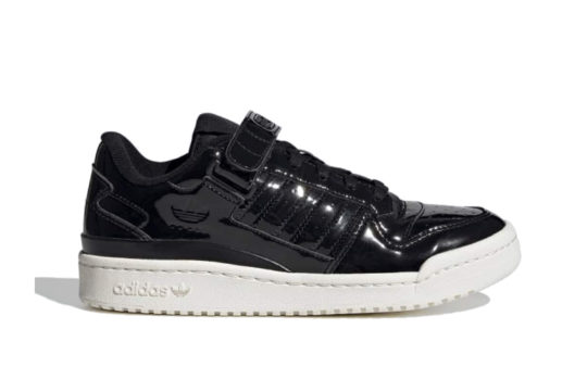 "adidas Forum Low ""Black Patent"""