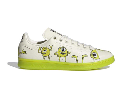adidas Stan Smith Primegreen « Mike Wazowski » fz2706