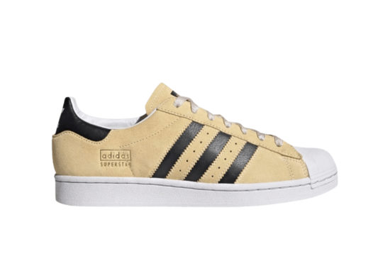 "adidas Superstar ""Easy Yellow"""