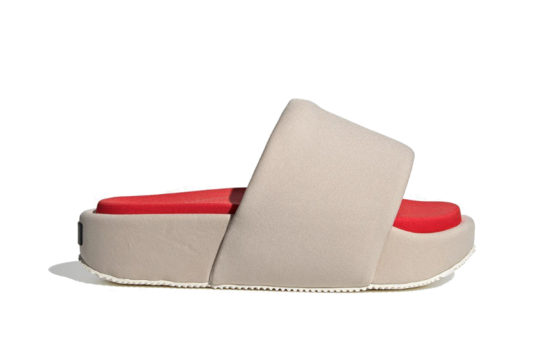 adidas Y-3 Slide Clear Brown Red