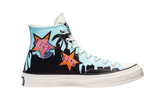 Chinatown Market Converse Chuck 70 Lakers Poolside 171242c
