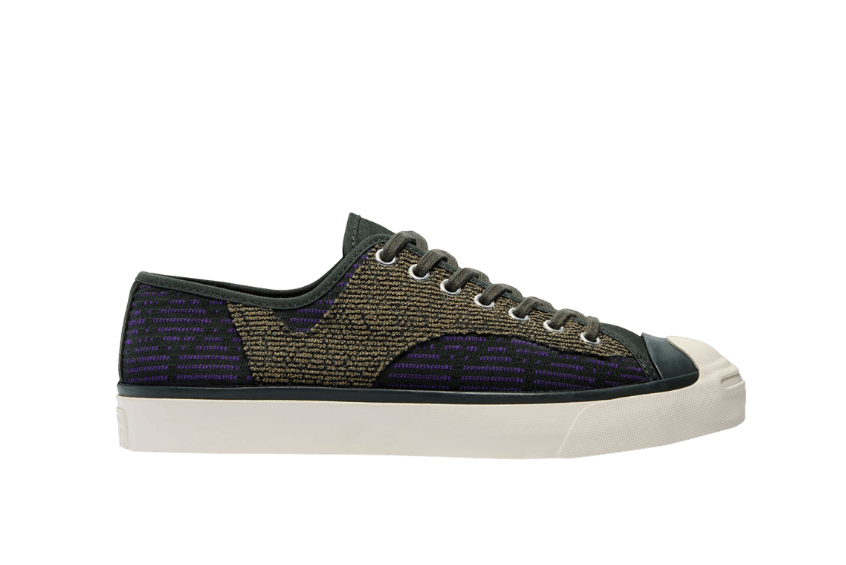 Converse Jack Purcell Rally Low Patchwork Deep Lichen Green 170474c