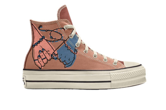 Millie By You Converse Chuck Taylor All Star Multi 171973c