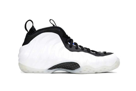 Nike Air Foamposite One « White Black Royal »