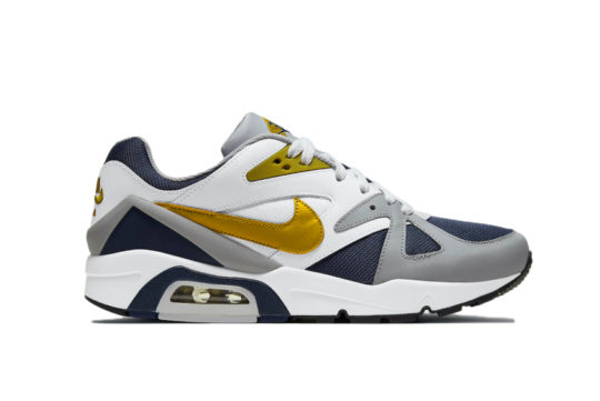 Nike Air Max Structure OG Navy Gold db1549 400