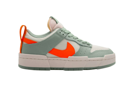 Nike Dunk Low Disrupt Sea Glass Womens