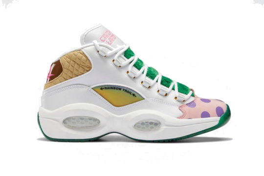 "Reebok Question Mid ""Candy Land"" gz8826"