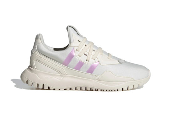 adidas Originals Flex Non Dyed Chalk White