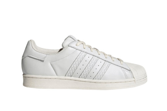 adidas Superstar Non Dyed Chalk White