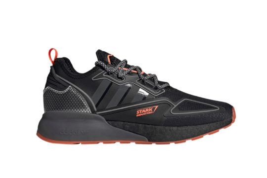 adidas ZX 2K Boost Stark Industries Black h02560