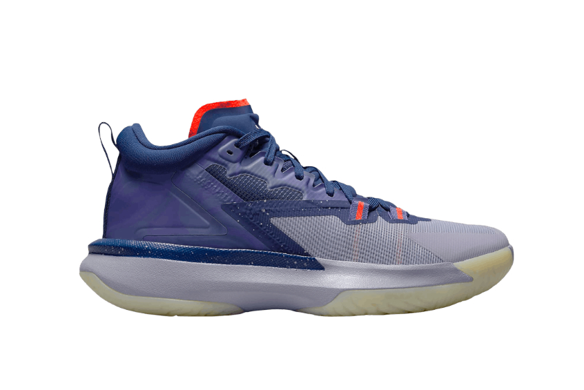 Air Jordan Zion 1 ZNA Blue Void