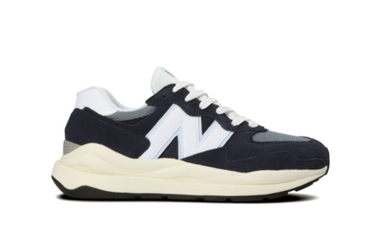 New Balance 5740 Navy White
