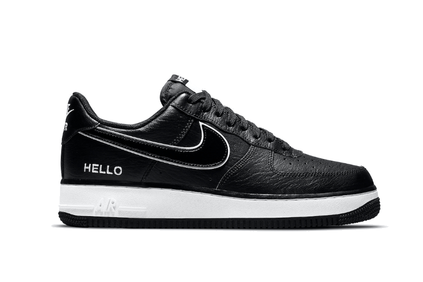 Nike Air Force 1 Low «Hello, My Name Is» cz0327-001