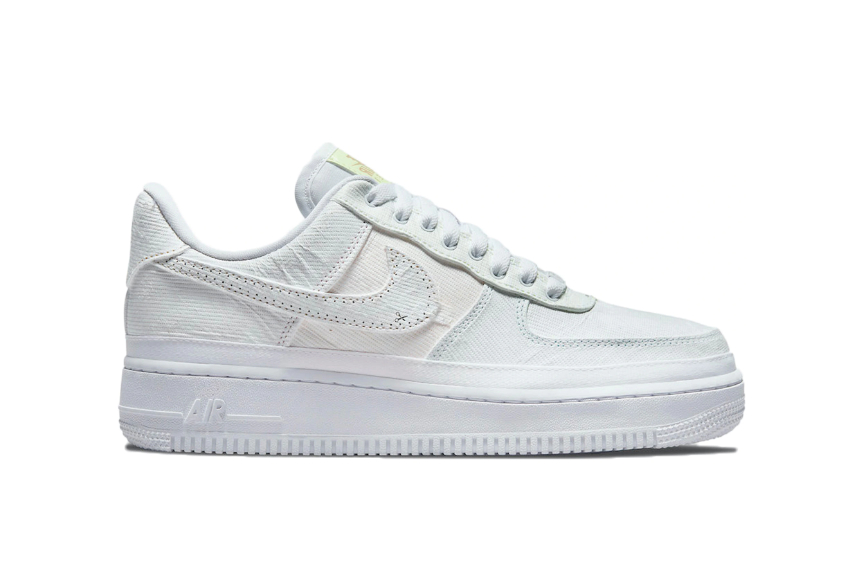 Nike Air Force 1 Tear-Away « Pastel Reveal » : Release date, Price ...
