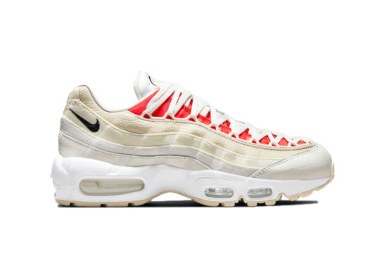 Nike Air Max 95 Coconut Milk Red