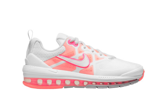 Nike Air Max Genome White Sunrise Pink cz1645-101