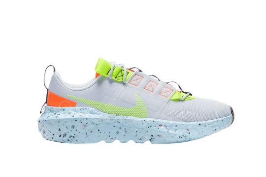 Nike Crater Impact Football Grey Volt Womens cw2386-002