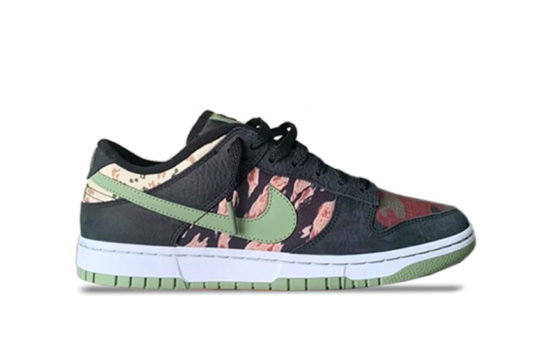 Nike Dunk Low Oil Green dh0957-001
