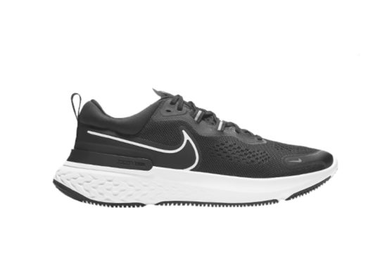 Nike React Miler 2 Black Smoke Grey
