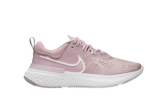 Nike React Miler 2 Plum Chalk Womens